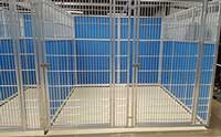 Double Wide Kennel